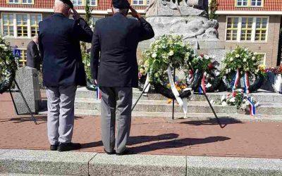 Indië-herdenking Den Helder
